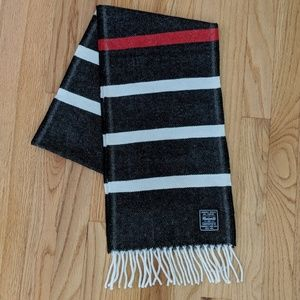Madewell Striped 100% Wool Scarf